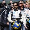 Le prince Carl Philip de Suède, pilote de Volvo Polestar Racing, a remporté sa première course en STCC (Swedish Touring Car Championship) le 11 juillet 2015 sur le circuit de Falkenberg lors de la quatrième manche du championnat, sous les yeux de son père le roi Carl XVI Gustaf de Suède et de son épouse Sofia Hellqvist, avec qui il rentrait tout juste de lune de miel.
