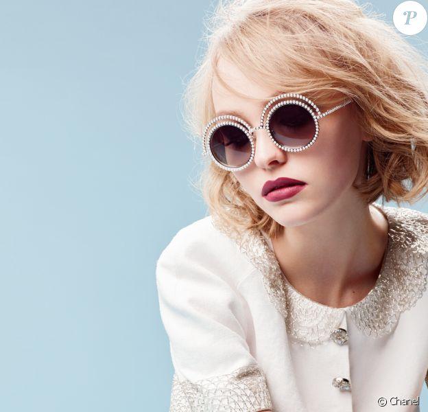 Lily-Rose Depp nouvelle égérie Chanel