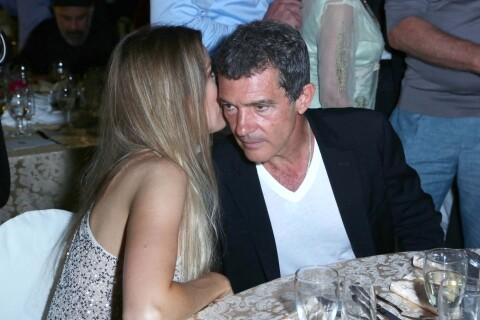 Antonio Banderas, amoureux sa belle Nicole : Glamour et farniente à Ischia