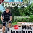Nicolas Sarkozy en couverture du Parisien Magazine, le 17 juillet 2015.