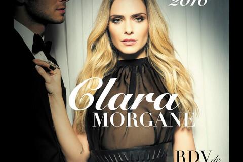 Clara Morgane : Sexy en porte-jarretelles ou dénudée sur un lit, la bombe au top