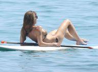 Sylvester Stallone : Sa femme Jennifer expose son corps sculptural au soleil