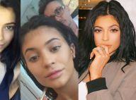 Kylie Jenner, sans et avec maquillage : Mise en beauté réussie pour fêter le bac