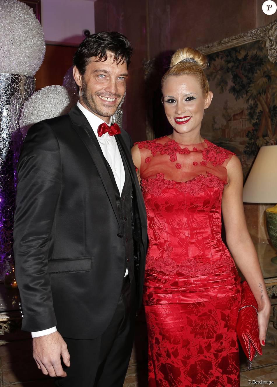 Elodie gossuin et son mari bertrand lacherie 38e dition de la c r monie des best au salon - Elodie gossuin et bertrand lacherie ...