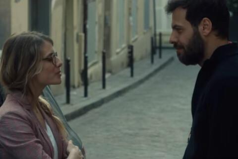 Laurent Lafitte et Mélanie Laurent, frère et soeur tourmentés dans ''Boomerang''