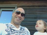 """Vin Diesel célèbre ses """"moments de famille"""" avec sa fille Pauline"""