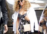 Beyoncé : Privée de vacances, elle rayonne au travail avec Jay Z