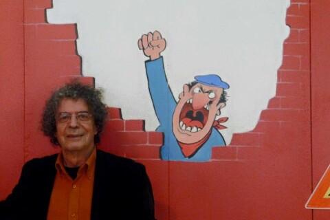 Jean-Jacques Loup : Mort du célèbre dessinateur de presse