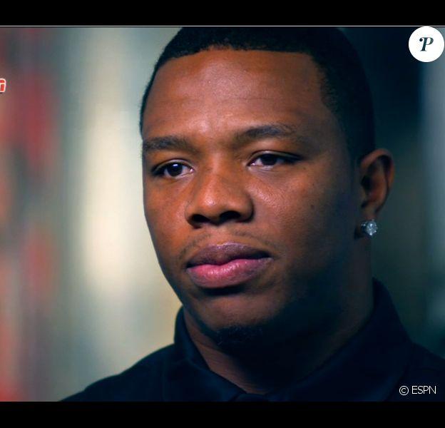 Ray Rice se confie le 4 août 2015 dans l'émission Outside The Lines, revenant sur son coup de poing, sa volonté à retrouver un club, la perception des autres et son évolution en tant qu'homme