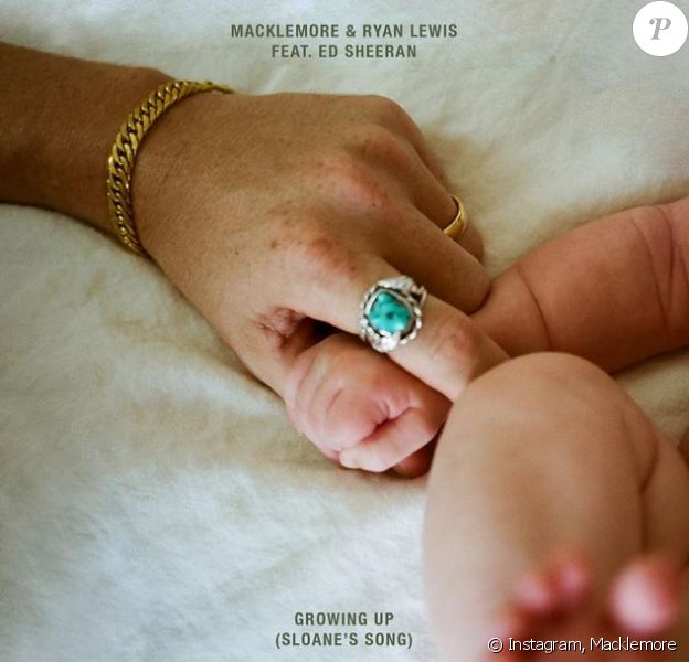 Macklemore a confirmé la naissance de sa fille sur Instagram en lui dédiant une chanson. Le 5 août 2015