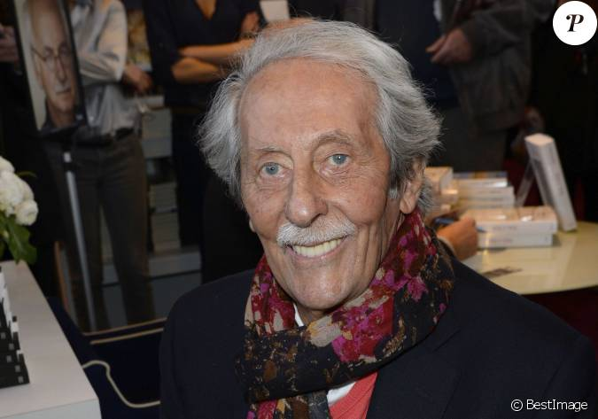 Jean rochefort 34e dition du salon du livre paris for Salon porte de versailles 2014
