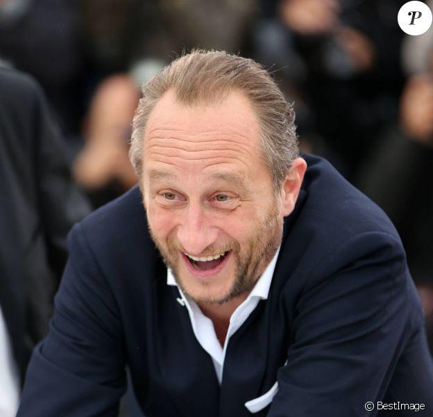 Benoît Poelvoorde à Cannes, le 22 mai 2015.