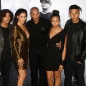 Dr. Dre : En famille pour présenter le film de ses débuts