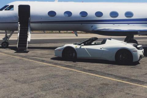 Kylie Jenner : Voiture, sac à main, jet privé... Un anniversaire très coûteux !