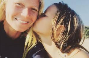 Gwyneth Paltrow et sa fille Apple : Complice avec son minimoi, la star rayonne !