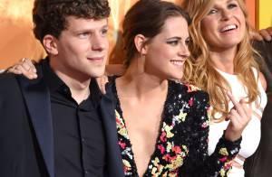 Kristen Stewart: Doigt d'honneur et tendres retrouvailles avec un ex de Twilight