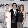 Rachel McAdams, Robert Downey Jr. et Kelly Reilly
