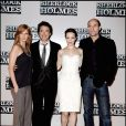 Kelly Reilly, Robert Downey Jr. et Rachel McAdams