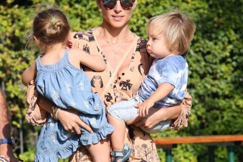 Elsa Pataky : Maman débordée et impliquée mais toujours au top question look
