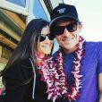 Kevin Zegers et sa femme Jaime sur Instagram, le 26 décembre 2014