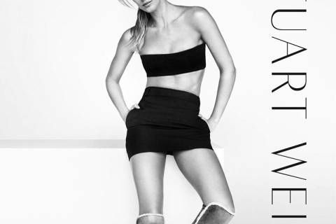 Gisele Bündchen : Jambes interminables pour une campagne sexy