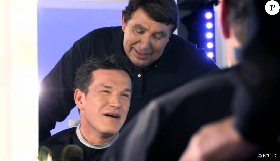 Benjamin Castaldi et Jean-Pierre Foucault dans la nouvelle bande-annonce de  L'Académie des 9 , sur NRJ12.