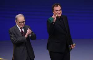 Quentin Tarantino balance sur le cinéma : Cash et drôle