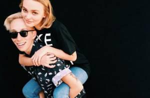 Lily-Rose Depp, pas 100% hétéro : Sa participation à un joli projet LGBT...