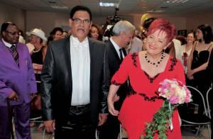 Fabienne Thibeault mariée en rouge : Toutes les photos de la cérémonie...