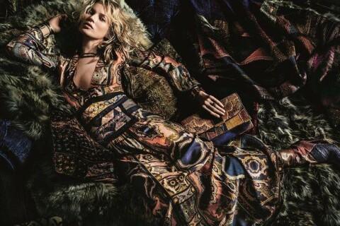 Kate Moss : Précieuse et captivante, elle règne encore sur la planète mode