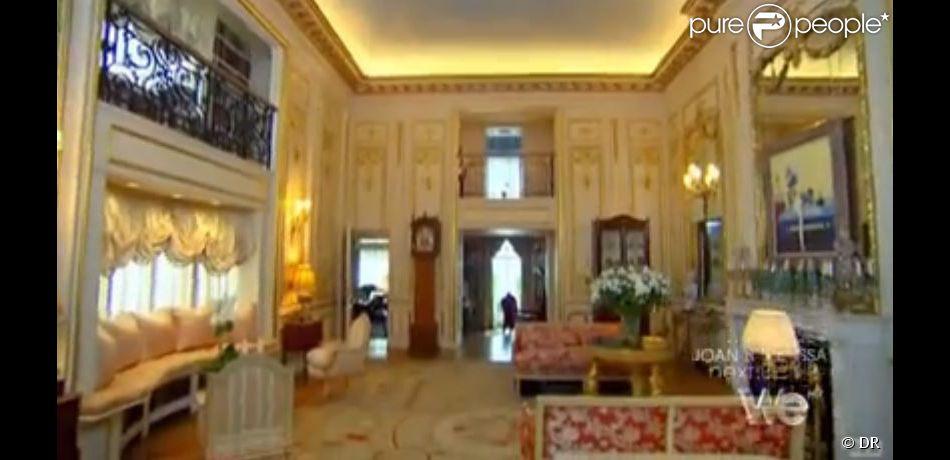 Joan rivers son extraordinaire appartement achet par un for Dans joam