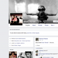 Capture d'écran de la page Facebook de Bryan Randall, nouveau compagnon de Sandra Bullock