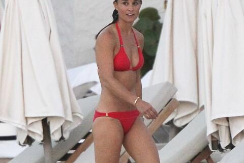 Pippa Middleton : Sublime en bikini au prix d'un redoutable entraînement