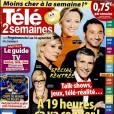 Magazine  Télé 2 semaines  - Programmes du 5 au 18 septembre 2015.