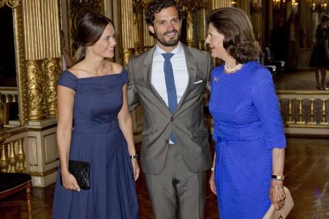 Sofia, Carl Philip et Silvia de Suède : Souvenirs émus de l'inimitable Lilian...