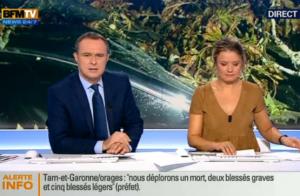 TPMP : Bertrand Chameroy, déguisé en écolier, piège BFMTV en direct !