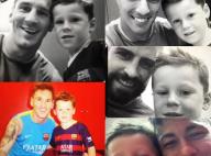 Wayne Rooney : Son fils Kai vit un week-end de rêve grâce... au chéri de Shakira