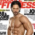 Retrouvez l'intégralité de l'interview de Joe Manganiello dans le dernier numéro du magazine  Muscle & Fitness .