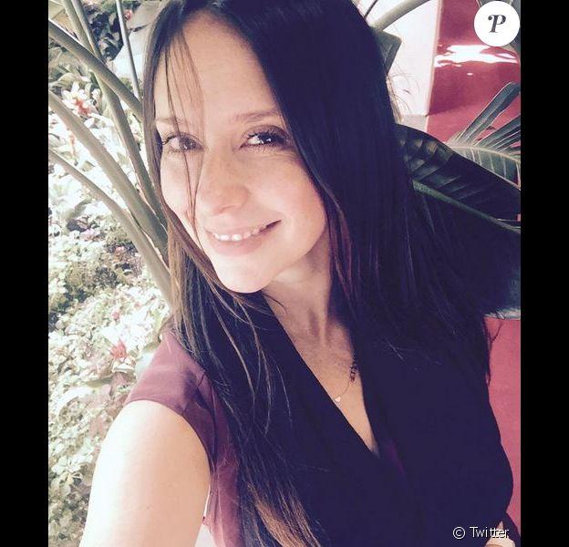 Jennifer Love Hewitt sur Twitter le 1er septembre 2015