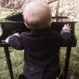 """""""Carrie Underwood a posté une photo de son fils sur son compte Instagram."""""""