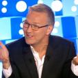 Laurent Ruquier dans  On n'est pas couché  sur France 2, le samedi 5 septembre 2015.