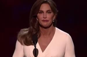 Caitlyn Jenner s'inspire du look d'Angelina Jolie avant d'affronter Kris Jenner