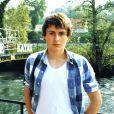 Bastien Damiens, jeune espoir du kayak mort à 20 ans seulement, après une chute le 6 septembre 2015.