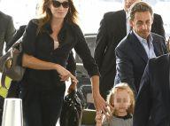 Carla Bruni et Nicolas Sarkozy : L'adorable Giulia, 3 ans, a tellement grandi !