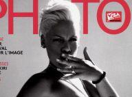 Pink : Sublime et seins nus percés, la star se dévoile pour Bryan Adams