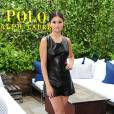 Selena Gomez assiste à la présentation de la collection printemps-été 2016 de Polo Ralph Lauren au Gallow Green, restaurant de l'hôtel McKittrick. New York, le 11 septembre 2015.