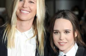 Ellen Page officialise avec son amoureuse sur le tapis rouge de Toronto