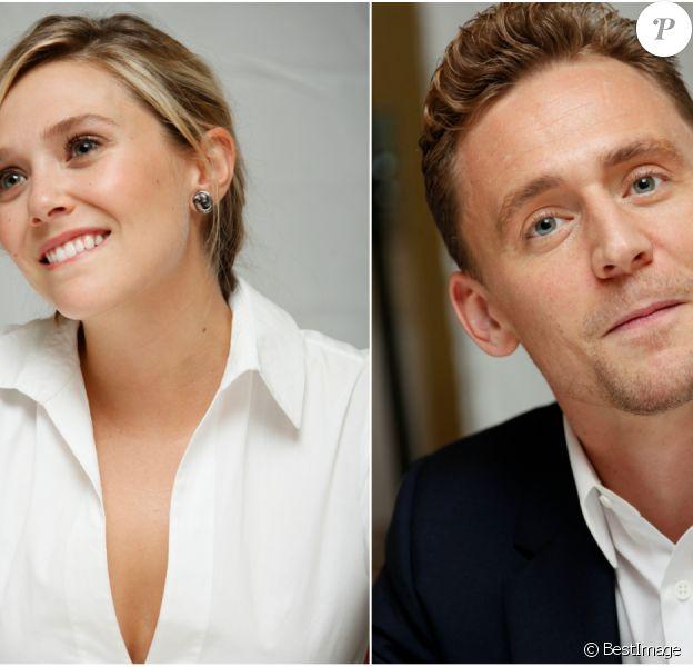 Elizabeth Olsen et Tom Hiddleston, ici à Toronto, sont-ils en couple ?