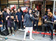 Justin Bieber à Paris : La foule en délire pour son concert chez NRJ !