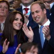 Kate Middleton et William supporters ravis pour la Coupe du monde de rugby